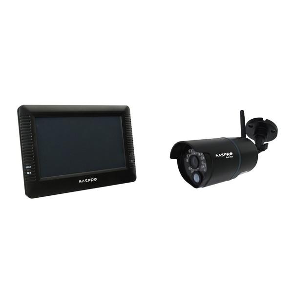 【送料無料】MASPRO WHC7M2 [モニター&ワイヤレスHDカメラセット]