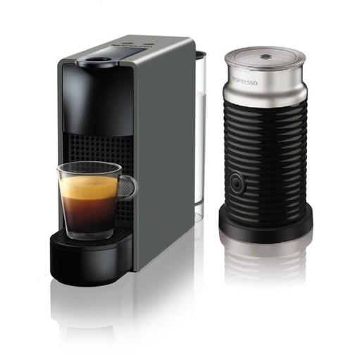 【送料無料】ネスレ C30GR-A3B インテンスグレー エッセンサ・ミニ [専用カプセル式コーヒーメーカー バンドルセット]