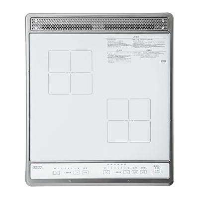 【送料無料】三化工業株式会社 SIH-B224C-W ホワイト [IHクッキングヒーター]