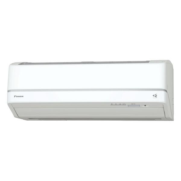 【送料無料】ダイキン [エアコン (主に6畳用)] S22VTRXS-W ホワイト うるさら7 RXシリーズ うるるとさらら 2018年モデル お掃除機能 加湿 冷房 暖房 ストリーマ 100v