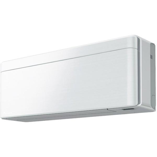 【送料無料】エアコン 8畳 ダイキン(DAIKIN) S25VTSXS-F ファブリックホワイト リソラ ルームエアコン SXシリーズ スタイリッシュデザイン ストリーマ空気清浄 単相100V