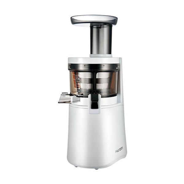 【送料無料】HUROM(ヒューロム) H-AA-WWA17 ホワイト [スロージューサー] 低速搾汁方式 低速ジューサー 静か フレッシュ フローズンデザート シャーベット アイスクリーム シェイク スムージー コールドプレス クレンズ