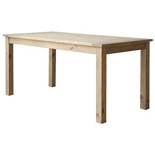 【送料無料】テーブル ダイニングテーブル アンティーク 160cm 古材 アーベル MOSH 【同梱配送不可】【代引き不可】【時間指定不可】【沖縄・北海道・離島配送不可】