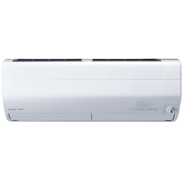 【送料無料】三菱電機 (MITSUBISHI) MSZ-ZXV9018S-W ピュアホワイト 霧ヶ峰 [エアコン(おもに29畳用・200V対応)]