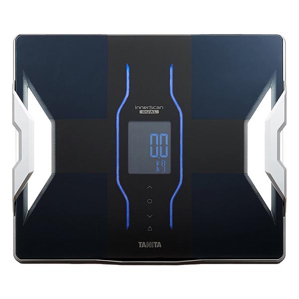 タニタ 体重計 RD-906-BK ブラック インナースキャンデュアル TANITA RD906 スマホ対応 アプリ 体組成計 体脂肪計 日本製 バックライト Bluetooth iphone Android 推定骨量 筋肉量 内臓脂肪 RD-908と同等品