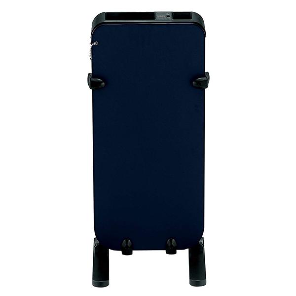 お部屋に置いても圧迫感の少ない省スペース設計 ツインバード ズボンプレッサー NEW TWINBIRD SA-4625BL ダークブルー パンツプレス パンツプレッサー 価格 スラックス ズボン アイロン パンツ スタンドタイプ ズボンプレス機 折り目身だしなみ