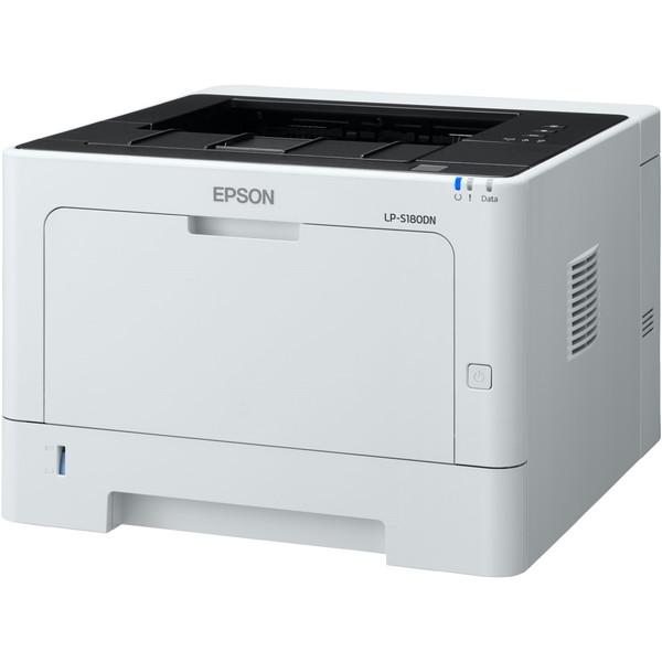【送料無料】EPSON LP-S180NC0 お得祭り2019 [A4モノクロレーザープリンター(USB2.0・1000BASE-T/100BASE-TX/10BASE-Te)有線LAN対応モデル]