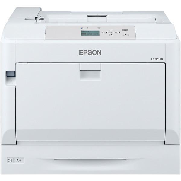 【送料無料】EPSON LP-S6160C0 お得祭り2019 [A3カラーレーザープリンター(USB2.0・1000BASE-T/100BASE-TX/10BASE-T)]