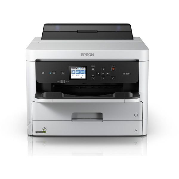 【送料無料】EPSON PX-S884C0 ビジネスインクジェット お得祭り2019 [A4カラービジネスインクジェットプリンター(USB/無線・有線LAN)]