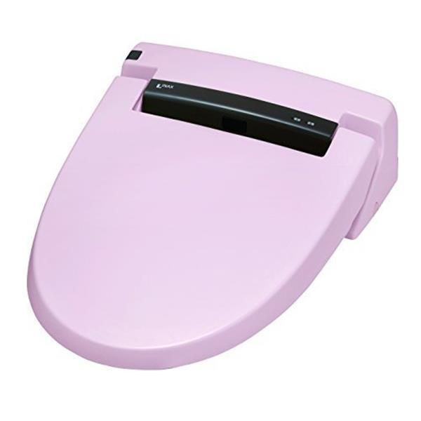 温水洗浄便座 瞬間式 inax CW-RV20A LR8 ピンク 温水便座 便座 トイレタリー 脱臭 清潔 コードレス 取り付け 簡単 女性専用ノズル
