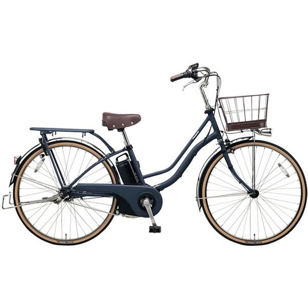 【送料無料】PANASONIC BE-ELTA632-V マットネイビー ティモ・I [電動アシスト自転車(26インチ・内装3段変速)] 【同梱配送不可】【代引き・後払い決済不可】【本州以外の配送不可】