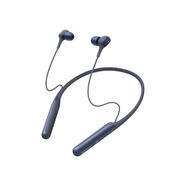 【送料無料】SONY WI-C600N-L ブルー [ワイヤレスノイズキャンセリングイヤホン]
