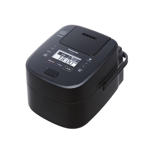 【送料無料】PANASONIC SR-VSX188-K ブラック Wおどり炊き [スチーム&可変圧力IHジャー炊飯器 (1升炊き)]