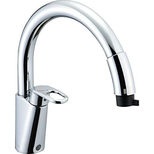【送料無料】INAX SF-HM451SYXU [ハンドシャワー付シングルレバー混合水栓]