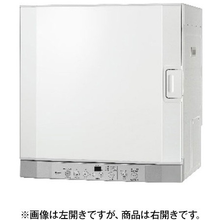 Rinnai RDT-52SA-R-13A ピュアホワイト 乾太くん [ガス衣類乾燥機(乾燥容量5.0kg/都市ガス・13A/右開き)]