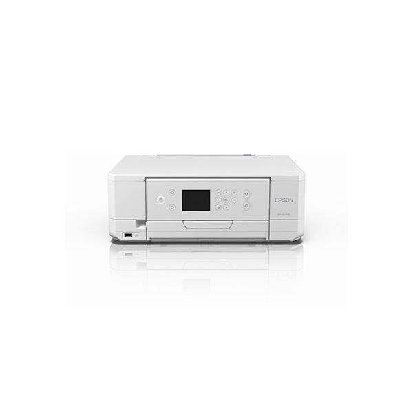 【送料無料】EPSON EP-811AW ホワイト Colorio(カラリオ) [インクジェット複合機(A4カラープリント対応・コピー/スキャナ)]