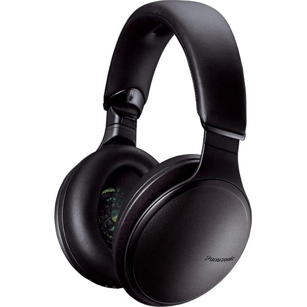 【送料無料】PANASONIC RP-HD610N-K ブラック [ワイヤレスステレオヘッドホン (Google アシスタント対応/ノイズキャンセル機能搭載 )]