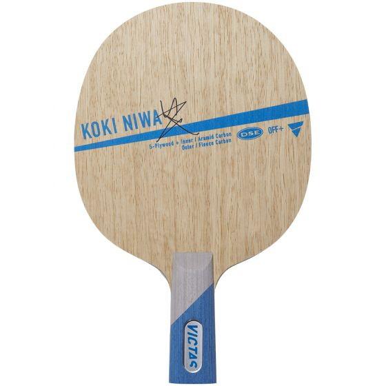 【送料無料】VICTAS KOKI NIWA CHN [卓球ラケット]