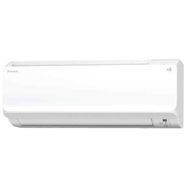 【送料無料】エアコン 6畳 ダイキン(DAIKIN) 自動掃除 S22WTCXS-W ホワイト CXシリーズ [エアコン (主に6畳用)] ストリーマ空気清浄 除湿 除菌 脱臭 s22wtcxs