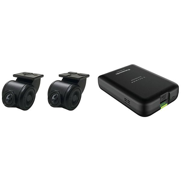 PANASONIC CA-DR03TD [2カメラドライブレコーダー(ストラーダ専用 前後撮影対応)]
