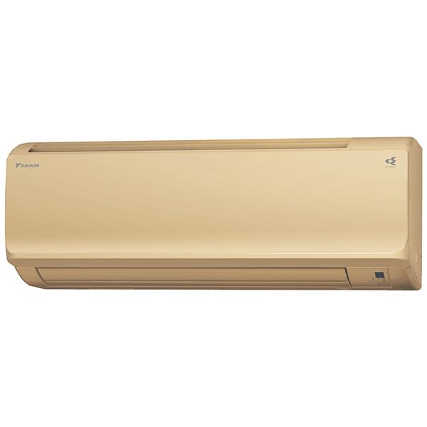 【送料無料】DAIKIN S56WTFXV-C ベージュ FXシリーズ [エアコン (主に18畳用・単相200V)]