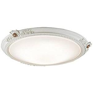 PANASONIC LGBZ2541 オフホワイト [洋風LEDシーリングライト (~10畳/調色・調光/昼光色~電球色) リモコン付き]