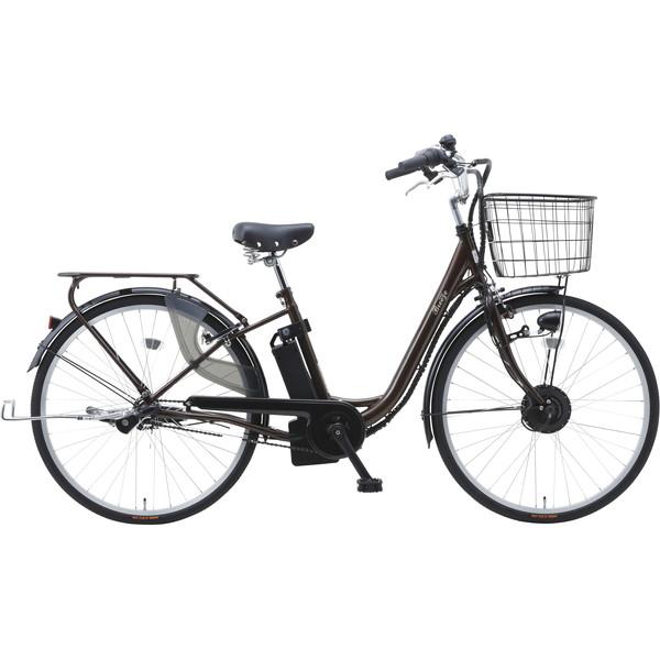 kaihou BM-PZ100BR ブラウン suisui [電動アシスト自転車(26インチ・内装3段)]【同梱配送不可】【代引き不可】【沖縄・北海道・離島配送不可】