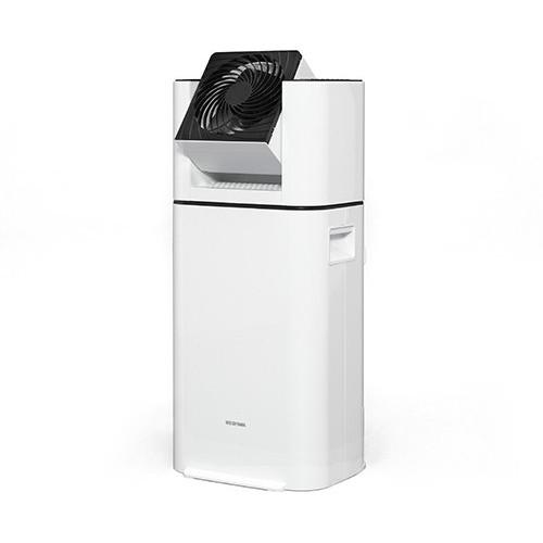 【送料無料】アイリスオーヤマ IJD-I50 ホワイト [サーキュレーター衣類乾燥除湿機(木造:6畳・プレハブ:10畳・鉄筋:13畳)]