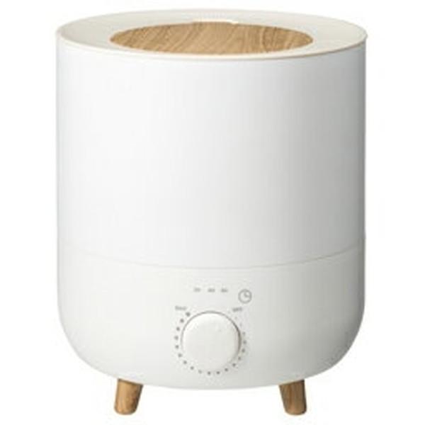 スリーアップ株式会社 HF-T1952WH ホワイト Fog Mist(フォグミスト) [超音波式アロマ加湿器(6畳まで)]