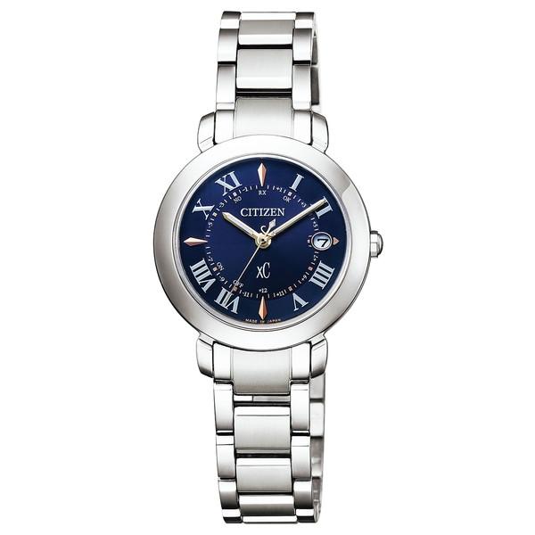 CITIZEN(シチズン) ES9440-51L XC ティタニアライン ハッピーフライト hikariコレクション [エコ・ドライブ電波腕時計(レディース)]