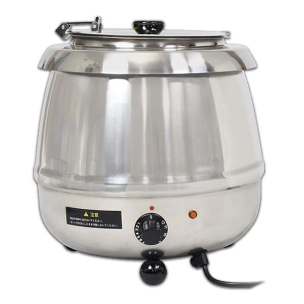 SIS SB-6000S [湯煎式スープジャー9L (ダイヤル式)]