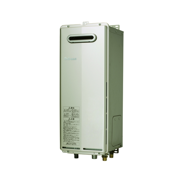 パロマ FH-S2010AWL LP T-ino SLIM(ティーノスリム) [ガス給湯器 (プロパンガス用) 20号 屋外壁掛・PS標準設置型(BL認定品) オートタイプ]