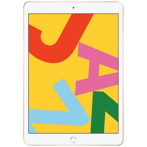 APPLE MW762J/A ゴールド [iPad Wi-Fiモデル 10.2インチ 32GB]