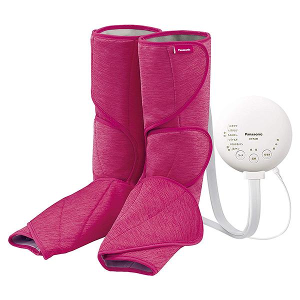 レッグリフレ パナソニック エアーマッサージャー EW-RA89-P ピンク PANASONIC マッサージ器 温感 足裏 ふくらはぎ むくみ 疲労回復 血行促進 筋肉痛 EWRA89