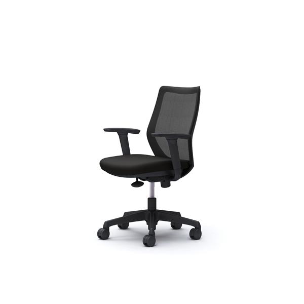 オフィスチェア デスクチェア オカムラ CG-M 可動肘 背メッシュ ハンガー無 CG91ZRFZK1 ブラック ワークチェア パソコンチェア 事務椅子 イス おしゃれ 在宅ワーク テレワーク 在宅勤務 リモートワーク