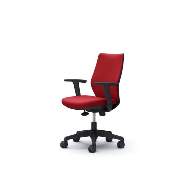 オフィスチェア デスクチェア オカムラ CG-M 可動肘 背パッド ハンガー無 CG97ZRFM38 ビンテージレッド ワークチェア パソコンチェア 事務椅子 イス おしゃれ 在宅ワーク テレワーク 在宅勤務 リモートワーク