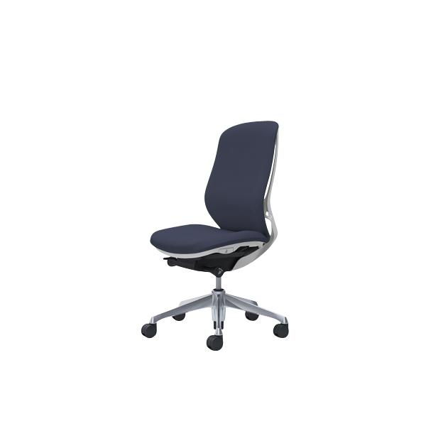 オフィスチェア デスクチェア オカムラ シルフィー 肘なし 背クッション ハイ C637BWFXW4 インディゴ ワークチェア パソコンチェア 事務椅子 イス おしゃれ 在宅ワーク テレワーク 在宅勤務 リモートワーク