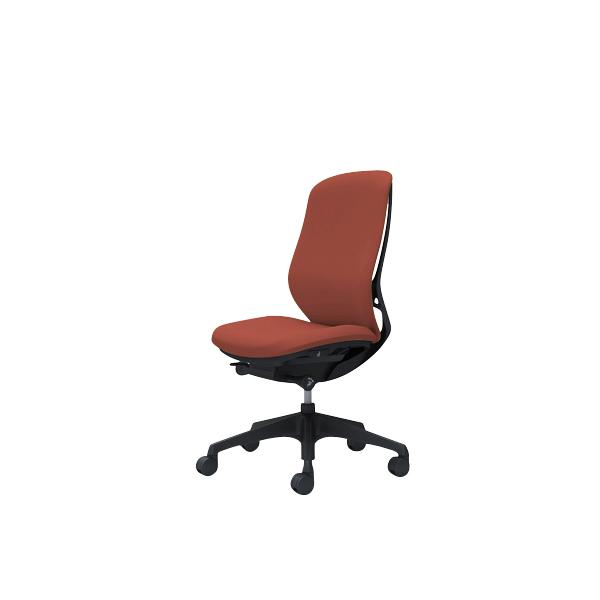 オフィスチェア デスクチェア オカムラ シルフィー 肘なし 背クッション ハイ C637XRFXW6 テラコッタ ワークチェア パソコンチェア 事務椅子 イス おしゃれ 在宅ワーク テレワーク 在宅勤務 リモートワーク