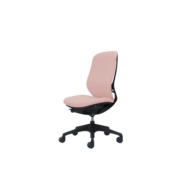オフィスチェア デスクチェア オカムラ シルフィー 肘なし 背クッション ハイ C637XRFXW8 ペールピンク ワークチェア パソコンチェア 事務椅子 イス おしゃれ 在宅ワーク テレワーク 在宅勤務 リモートワーク