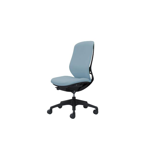 オフィスチェア デスクチェア オカムラ シルフィー 肘なし 背クッション ハイ C637XRFXW9 セージ ワークチェア パソコンチェア 事務椅子 イス おしゃれ 在宅ワーク テレワーク 在宅勤務 リモートワーク