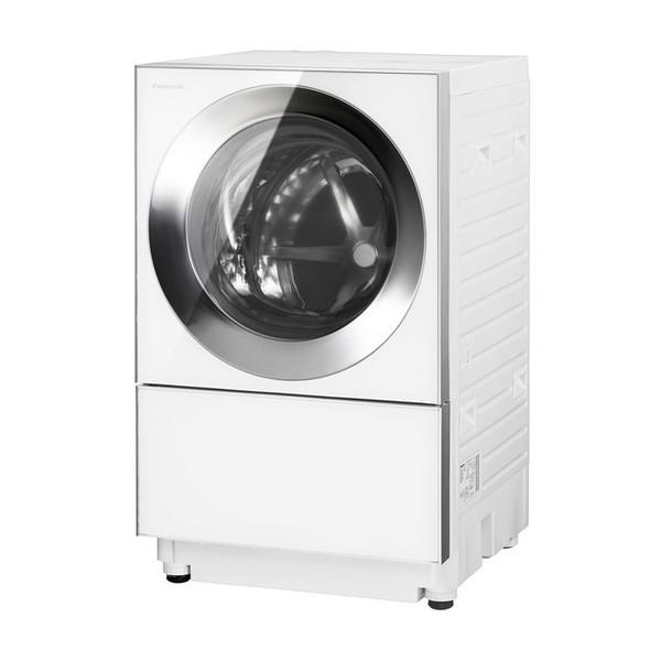 【送料無料】PANASONIC NA-VG1200L-S シルバーステンレス キューブル [ななめ型ドラム式洗濯乾燥機 (洗濯10.0kg/乾燥3.0kg) 左開き]