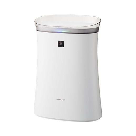 【送料無料】SHARP FU-H50 ホワイト系 [空気清浄機(プラズマクラスター14畳/空気清浄23畳まで)]