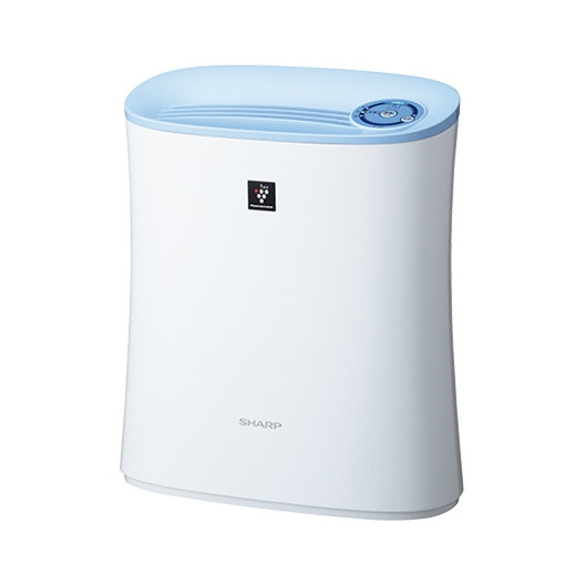 【送料無料】SHARP FU-H30-A ブルー系 [空気清浄機(プラズマクラスター10畳/空気清浄13畳まで)]