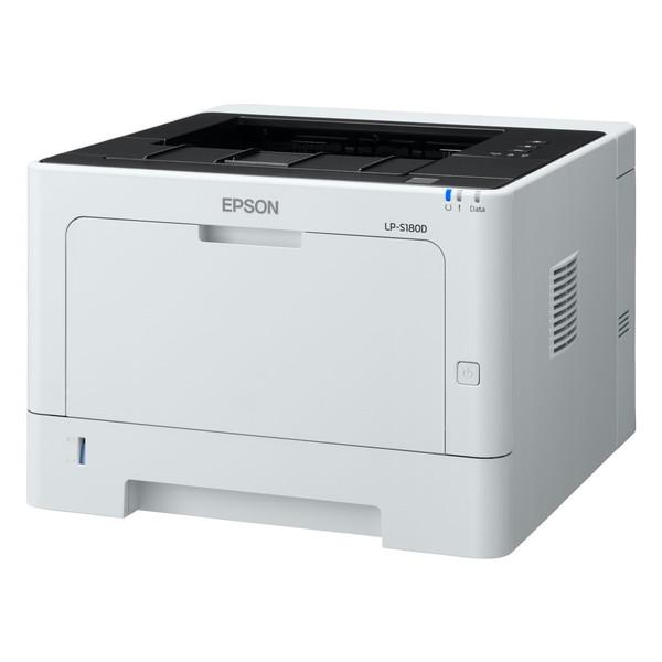 【送料無料】EPSON LP-S180D [A4モノクロレーザープリンター]