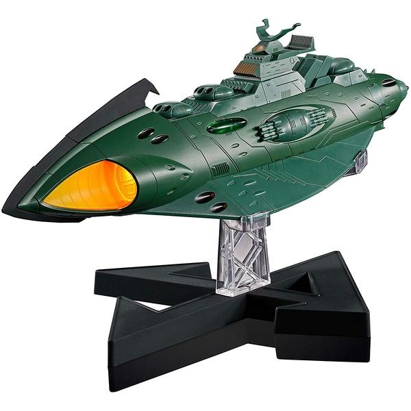 BANDAI SPIRITS 超合金魂GX-89 ガミラス 航宙装甲艦