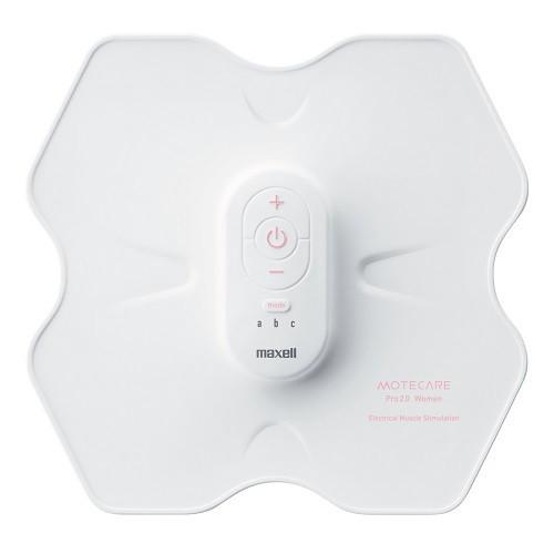 maxell MXES-R410PRWPK もてケア Pro for WOMEN [EMS運動器/4極タイプ]