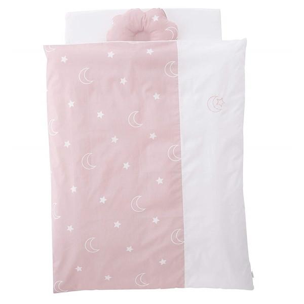 KATOJI 抗菌クレンゼ ミニ布団6点セット ほしぞら ピンク
