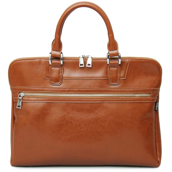 604-CAM-F レザーバッグ ブリーフケース スプリットレザー ビジネスバッグ レザー 牛床革 通勤 通学 A4 収納 機能的 ポケット オフィス カジュアル シンプル 鞄 かばん カバン REGiSTA レジスタ