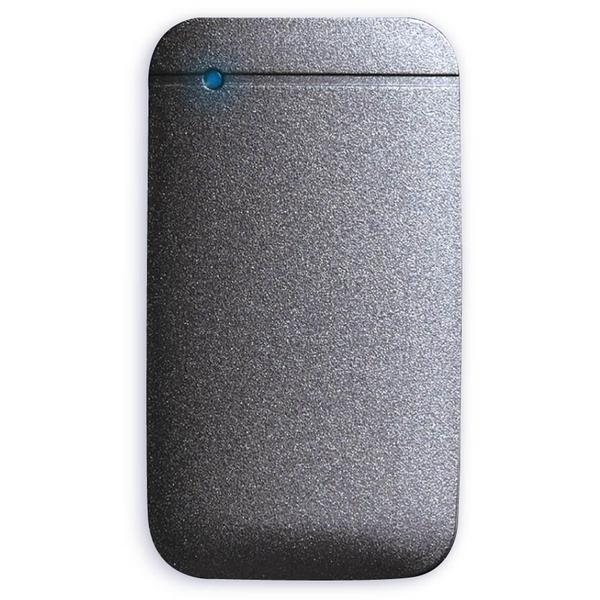 ELECOM ESD-EF0250GBK ブラック [外付けSSD/ポータブル/USB3.2(Gen1)対応/TLC搭載/Type-C&Type-Aケーブル付属/250GB]【同梱配送不可】【代引き・後払い決済不可】【沖縄・離島配送不可】