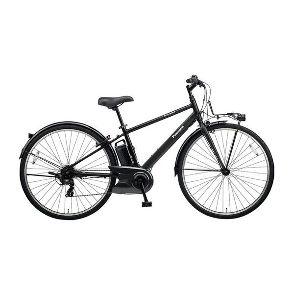 PANASONIC BE-ELVS772-B ミッドナイトブラック ベロスター [電動アシスト自転車(700C・外装7段変速)]【同梱配送不可】【代引き・後払い決済不可】【本州以外配送不可】